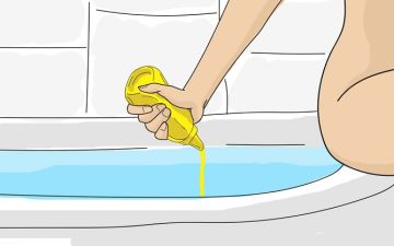 Можно ли принимать ванну при месячных?