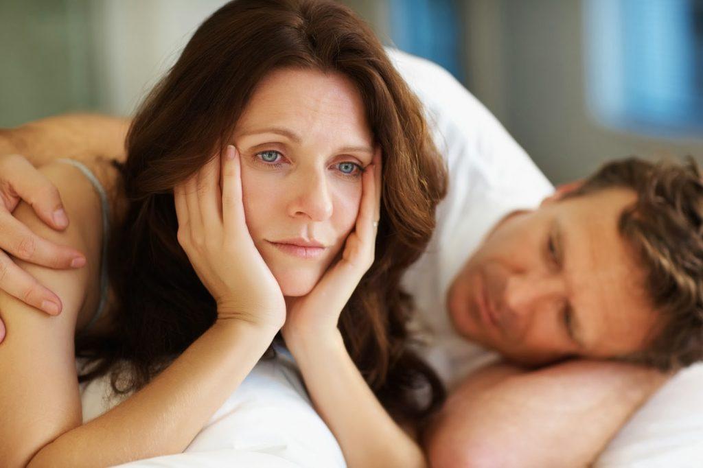 Когда наступает менопауза симптоми